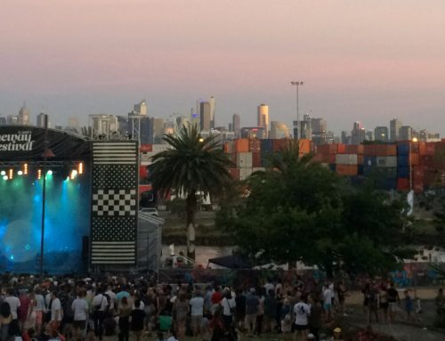 LaneWay Festival Melb and Syd